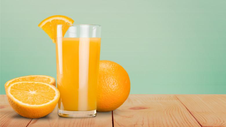frash de portocale
