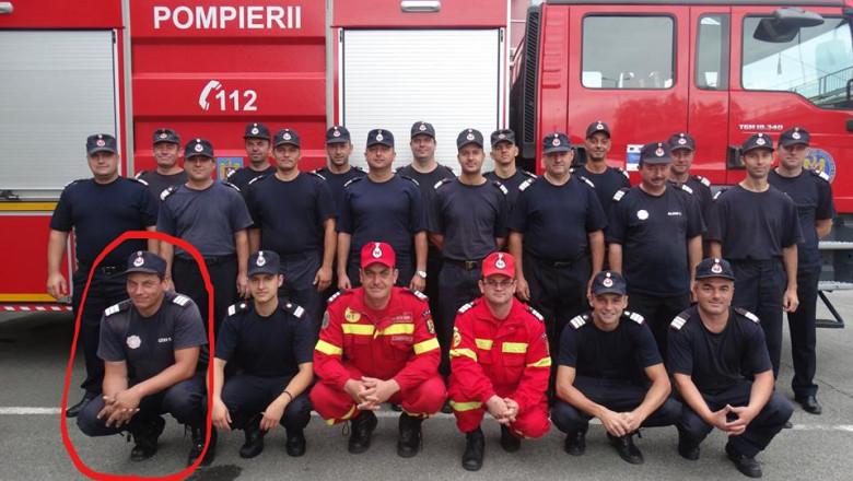 pompier salvator SM
