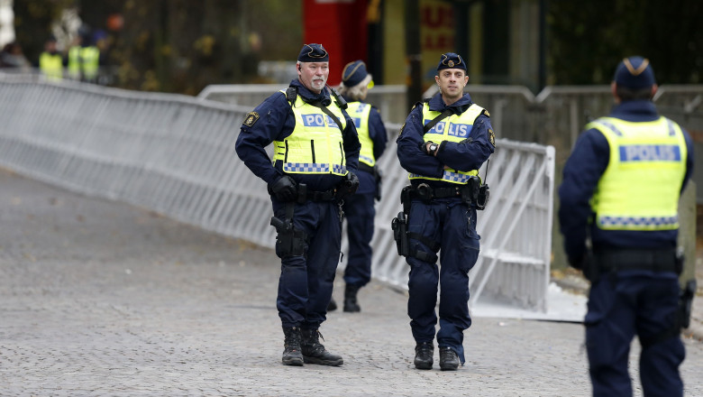 Pope Francis Visits Sweden - Day 1