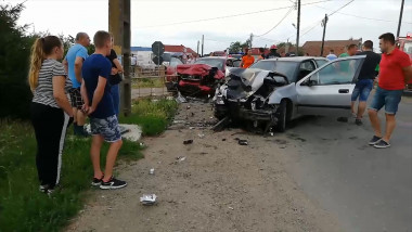 accident santandrei