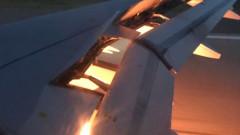 avion flacari arabia saudita