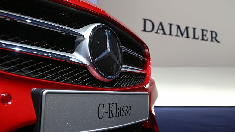 Daimler Announces Financial Results For 2013