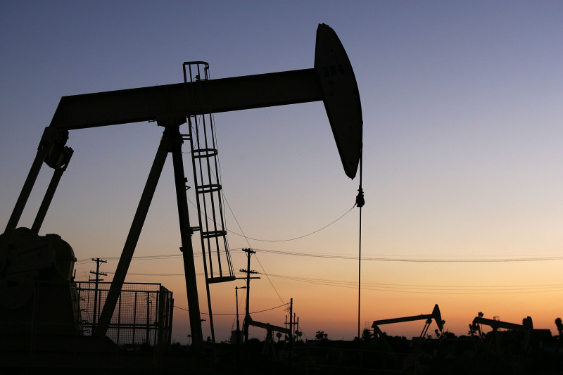 High Oil Prices Continue To Drive Gas Prices Steadily Upwards