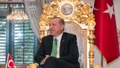 erdogan scaun aur getty sultan