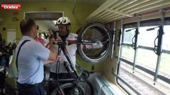 Bonaciu brunch biciclete tren