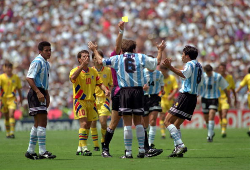 ARGENTINA V ROMANIA