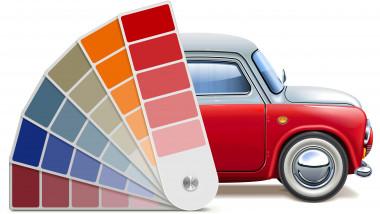 culori masina