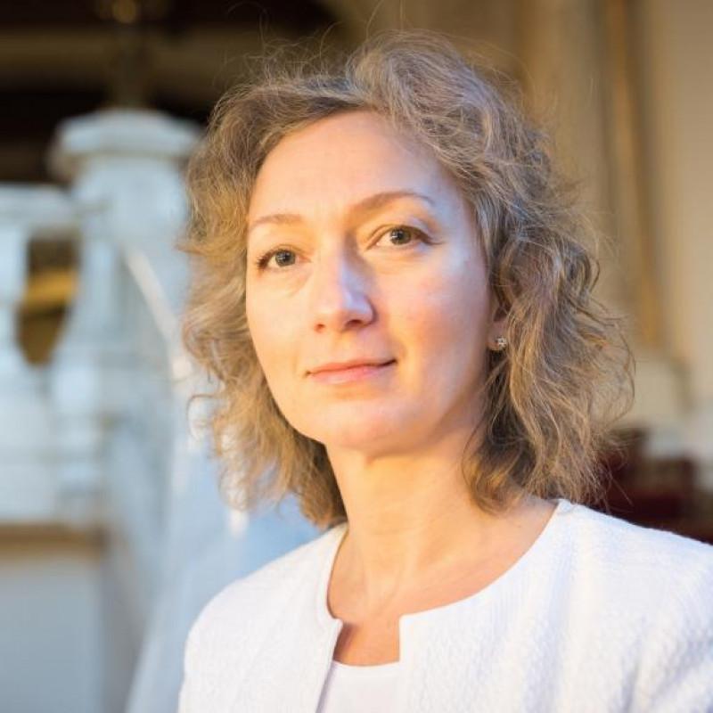 simina tanasescu presidency