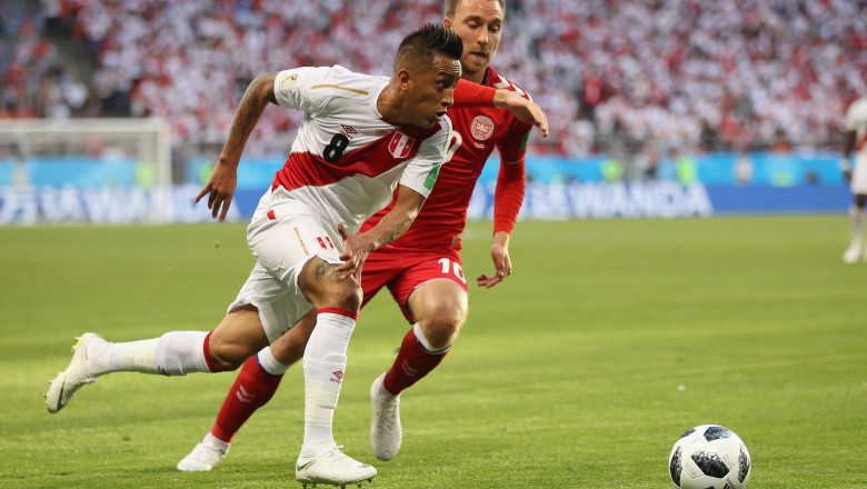 Peru v Denmark: Group C - 2018 FIFA World Cup Russia