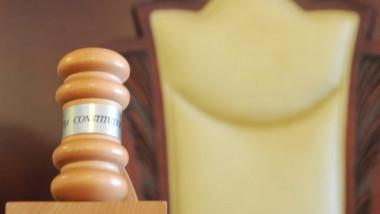 Patru legi importante se află pe ordinea de zi la CCR