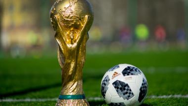 cupa mondiala rusia trofeu minge