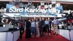 World Premiere, credit photo Karlovy Vary IFF