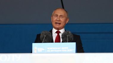 rusia vladimir putin campionatul mondial 2018