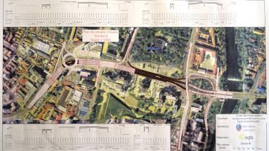 plan pasaje centrul civic