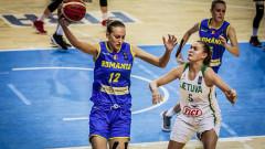 baschet feminin U20 Romania
