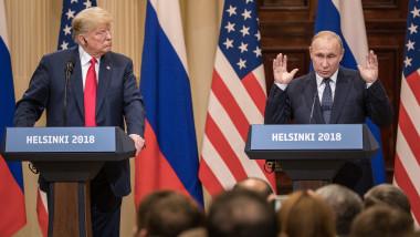 De ce se teme Trump să admită amestecul lui Putin în alegerile din SUA