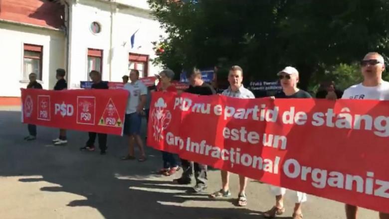 protest OUG
