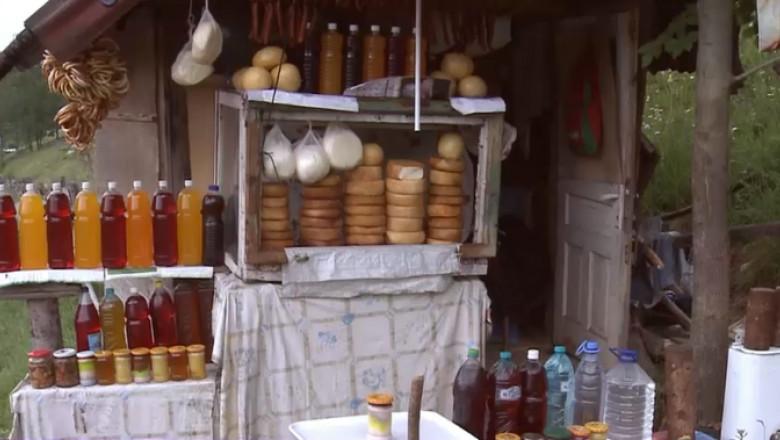alimente pe marginea drumului produse traditionale
