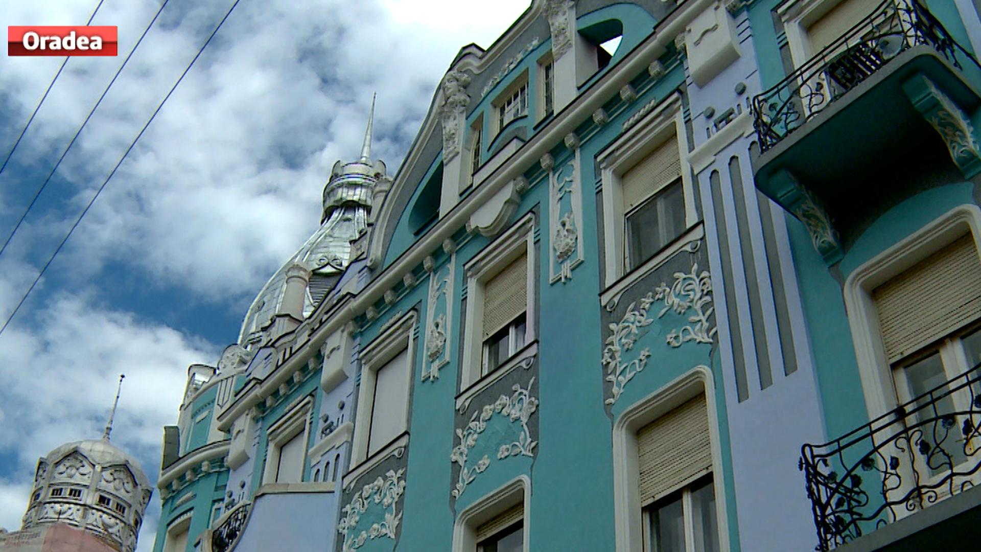 Palatul Moskovits, o bijuterie arhitecturala in Oradea