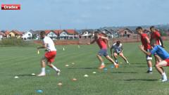 sport luceafarul antrenament