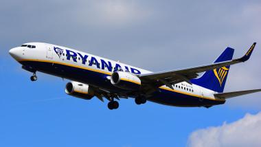 ryanair avion shutterstock_631170599