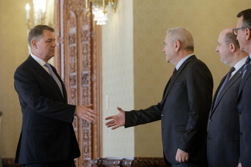 Consultari premier Cotroceni Iohannis Dragnea_Inquam Photos George Calin (3)