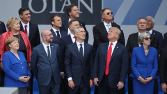 summit nato lideri trump iohannis