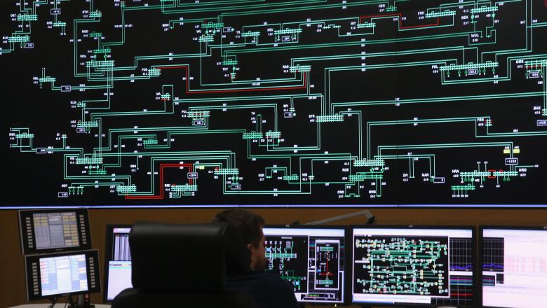 50 Hertz Electricity Grid Control Center
