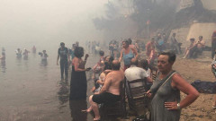 oameni incendii grecia 2
