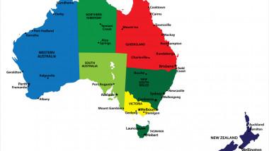 australia noua zeelanda