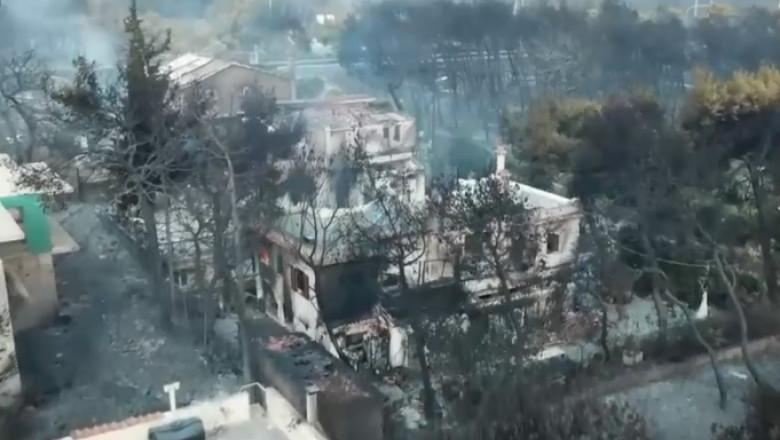 urmari incendiu grecai
