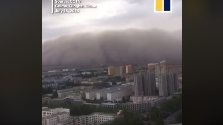 furtuna de nisip