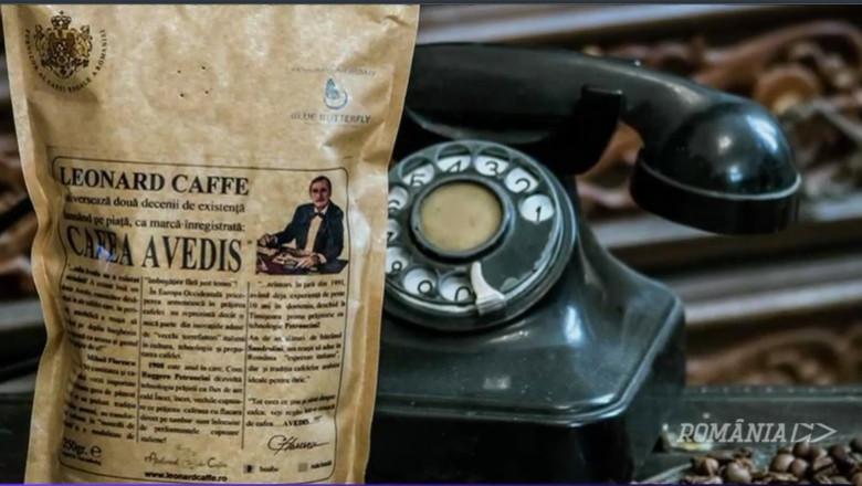 leonard caffe poza veche