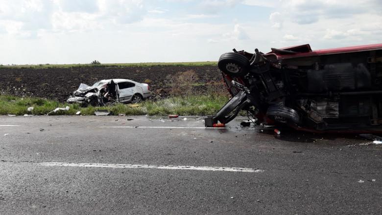 accident Urziceni sursa ISU Ialomita 9 290718