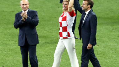 kolinda macron putin - crop getty
