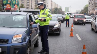politisti rutiera politie