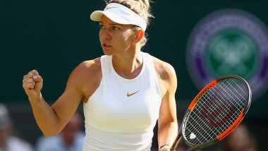 simona halep getty