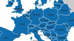 harta europa ok