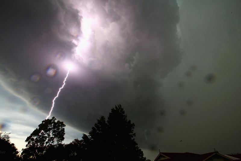 Severe Storm hits Sydney