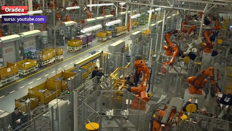 fabrica BMW Debretin