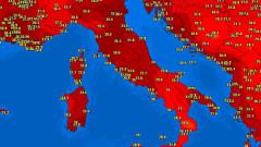 grecia temperaturi