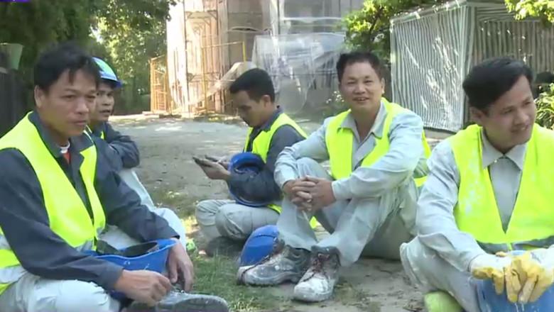 muncitori vietnamezi
