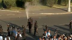 jandarm gaze lacrimogene