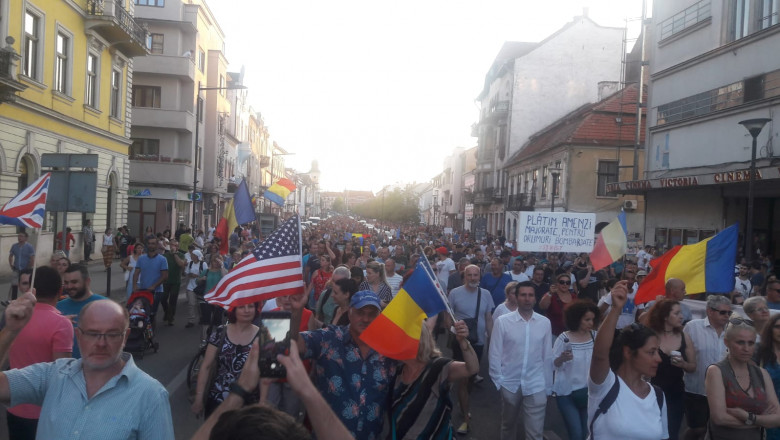 protest Cluj 3 100818