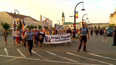 protest Oradea 110818 2