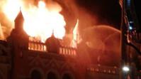 incendiu episcopie Greco Catolica Oradea