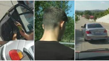 sicanare trafic romi vrancea