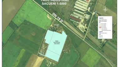 Parc industrial Sacueni