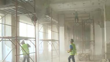 muncitori constructii