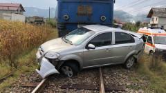 accident-feroviar-masina-lovita-de-tren-maramures